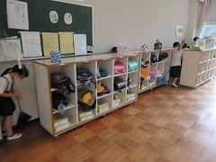 教室の大掃除