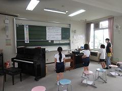 音楽のテスト